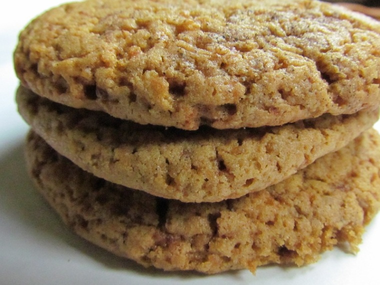 Cardamom Cookie Stack