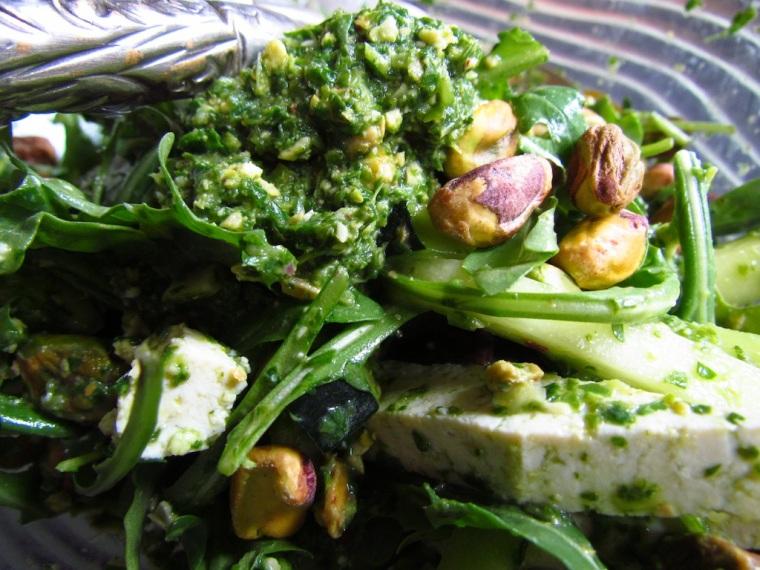 Arugula Summer Salad_VedaWise