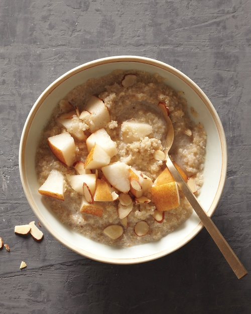 Whole Living's Cardamom_Quinoa Porridge