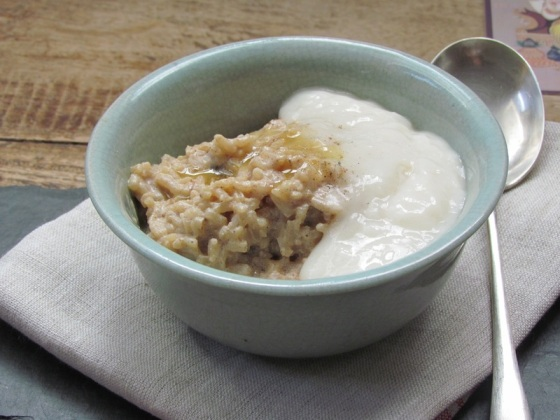 Food-A Love Story's Rice Pudding