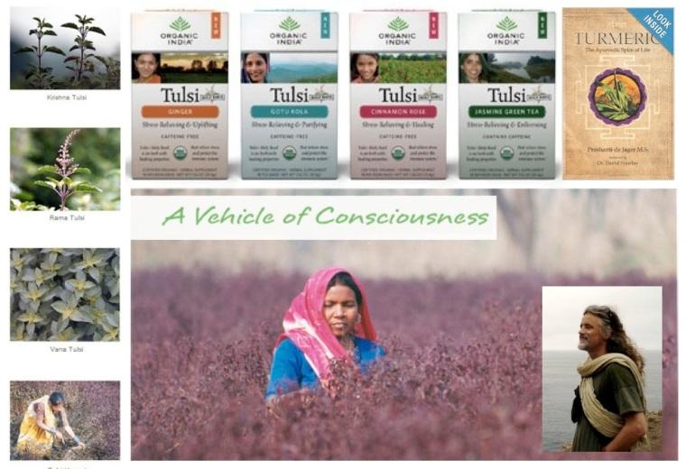 Organic India #Ayurveda #Herbs