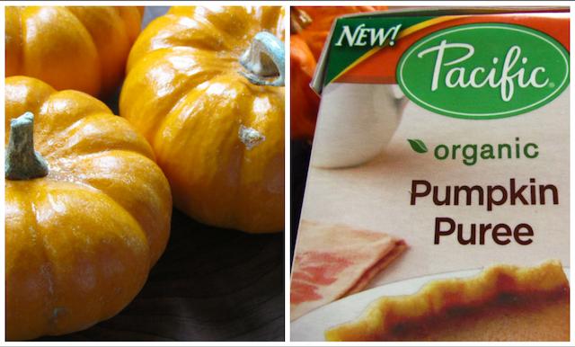 #pumpkin puree
