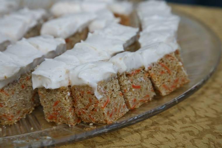#vegan carrot cake