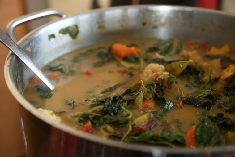 Sophia Lunch #AyurvedicSoup