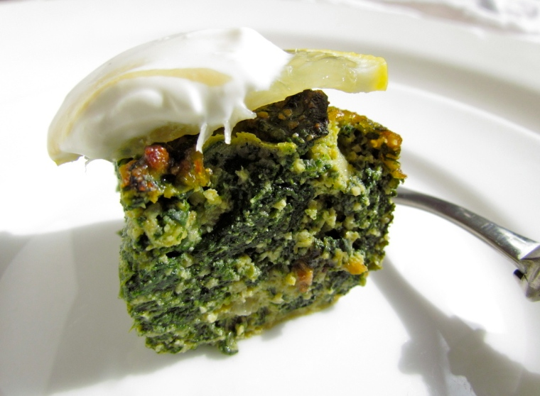spinach-souffle