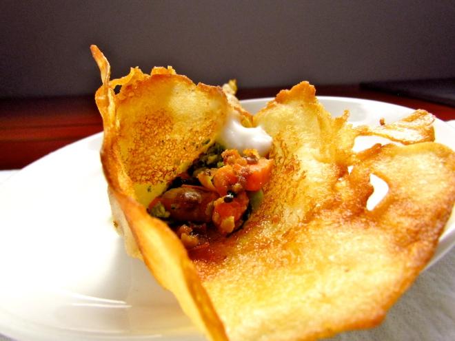 Sweet Potato Masala Dosa