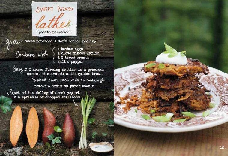 forest feast's hanukkah latkes