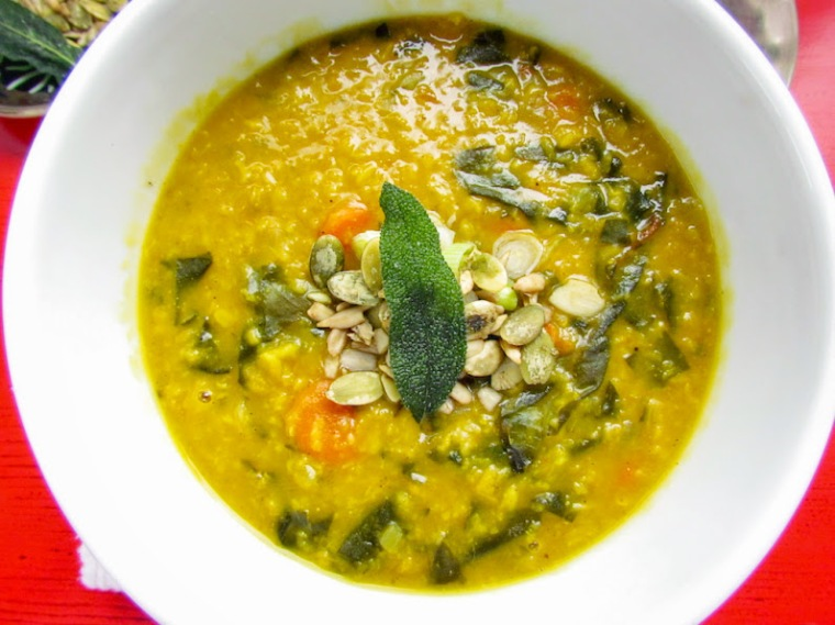 Detox Dal Soup