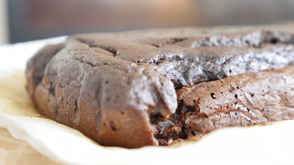 Melissa Ambrosini's Gut Healthy Brownie