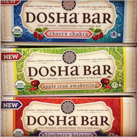 Dosha Bars